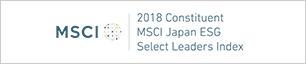 MSCI 2017 Constituent MSCI Japan ESG Select Leaders Index